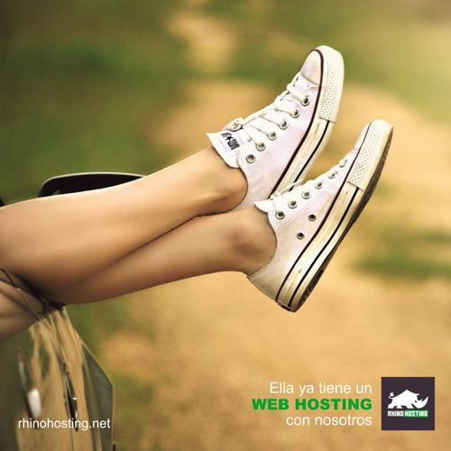 hosting millennials plus + dominio .ve - pago mensual