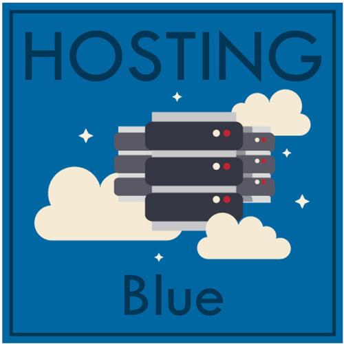 hosting web + dominio .ve plan blue 25 gb ssd x 1 mes