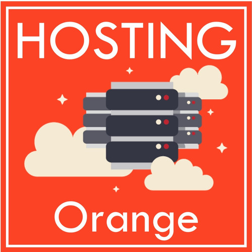 hosting web + dominios .ve plan orange ilimitado x 1 mes