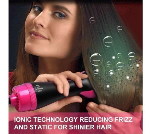 hot air brush cepillo secador de pelo