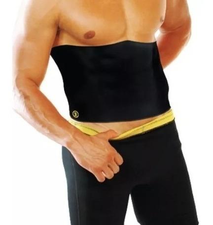 hot belt tevecompras - faja reductora sudas y pierdes peso