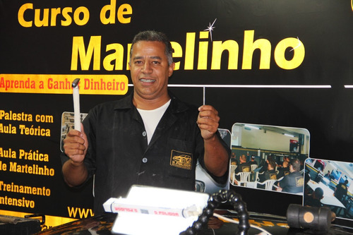 hot box /curso de martelinho