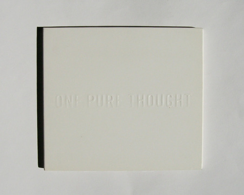 hot chip one pure thought cd single importado 2008