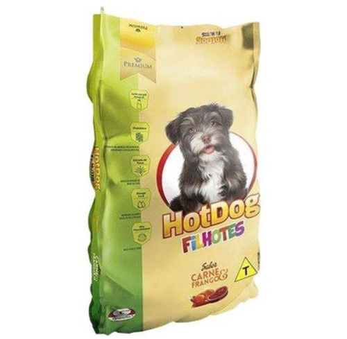 hot dog filhotes 10.1 kg