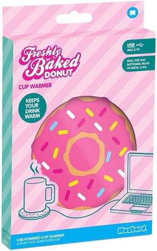 hot donut calentador de tazas