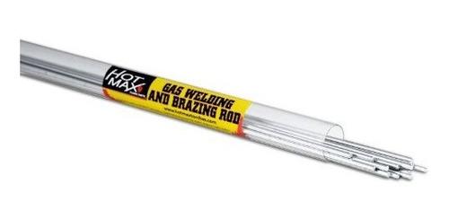 hot max 24008 1/8-inch por soldadura de aluminio / varilla d