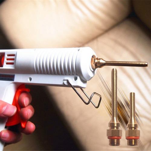 hot melt pegamento pistola de pegamento boca de cobre boquil
