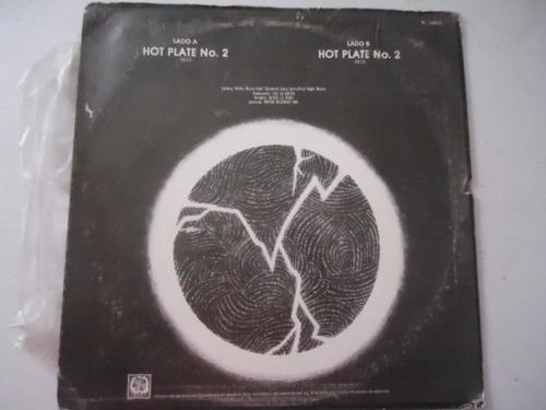 hot plate no 2 / super mix vinyl lp acetato
