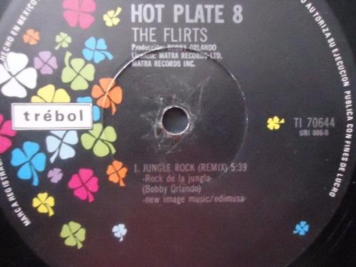 hot plate no 8 / super mix vinyl lp acetato