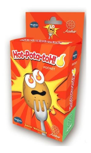 hot-pota-toh! pocket - juego de mesa - español
