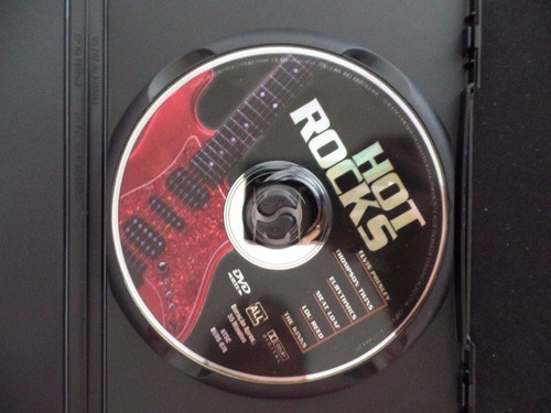 hot rocks - dvd