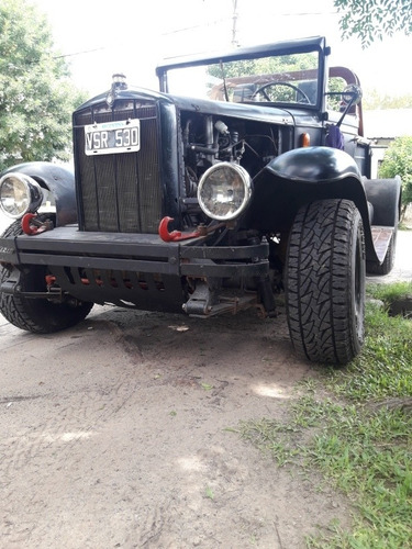 hot rod rugby 4x4