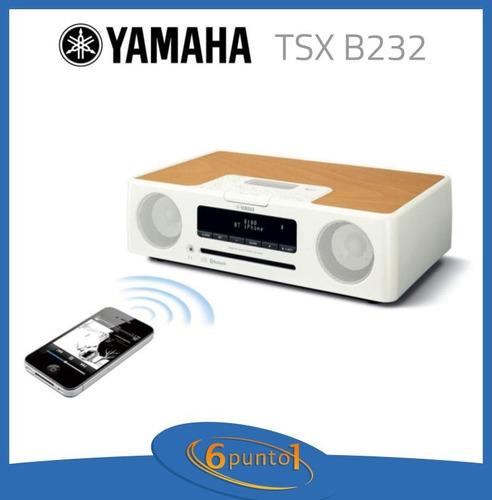 hot sale parlante bluetooth yamaha tsx-b232 cd usb fm reloj
