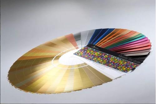 hot stamping foil tradicional - colores mate