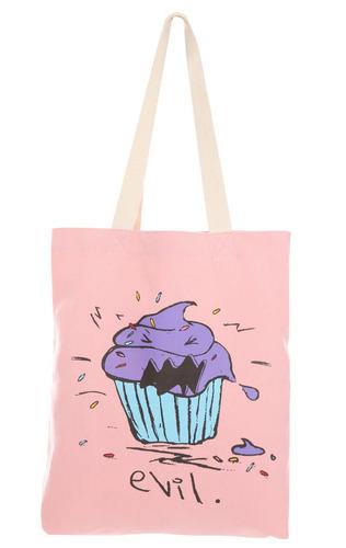 hot topic bolsa tote evil cupcake