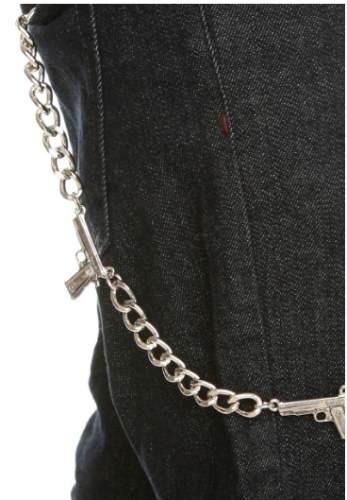 hot topic cadena gun chain