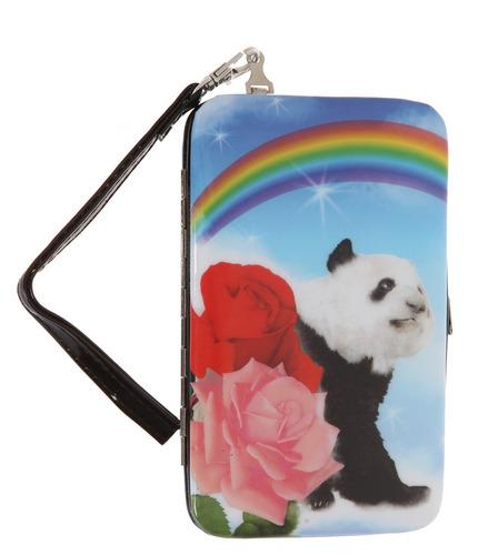 hot topic funda panda fantasy galaxy s3 phone wallet cartera