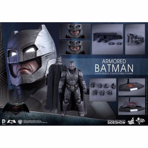 hot toys armored batman - batman vs superman dawn of justice