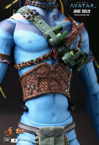 hot toys avatar jake sully escala 1/6 mms159 james cameron