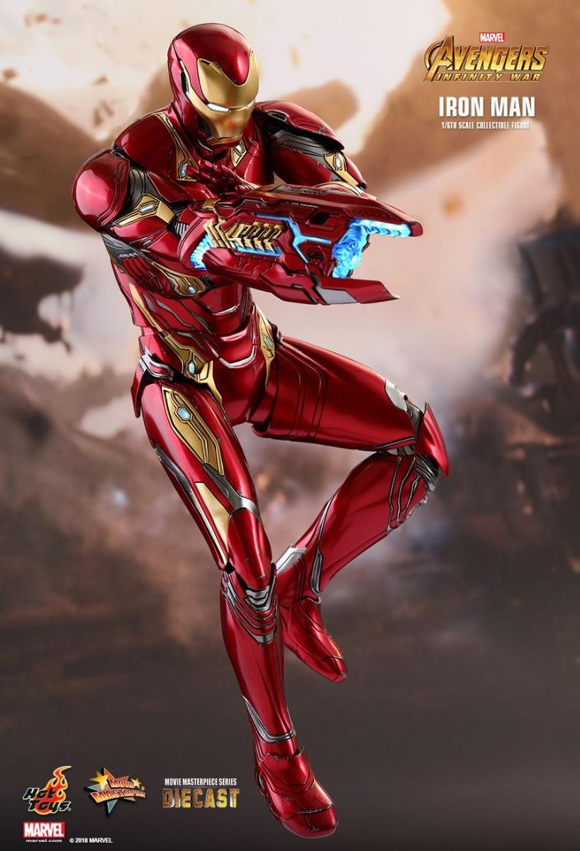 Hot Toys Avengers Infinity War - Iron Man Mark 50 [matstore]