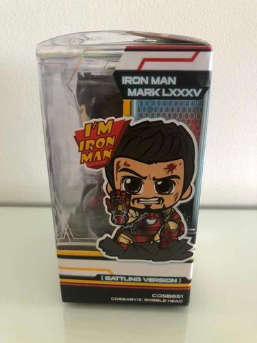 hot toys cosbaby mark 85 i am ironman avengers fpx iron man