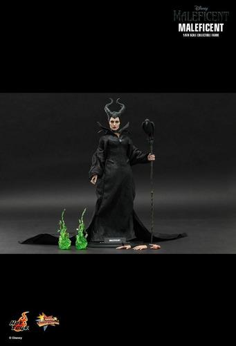 hot toys disney a malévola angelina jolie maleficent