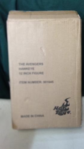 hot toys  hawkeye ojo de alcon the avengers 1 mms172