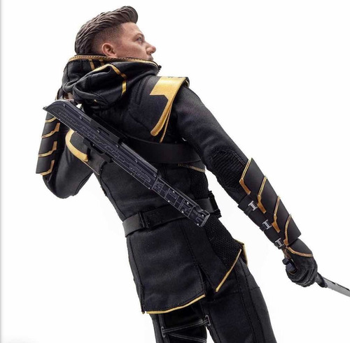 hot toys hawkeye ronin deluxe nuevo endgame fpx
