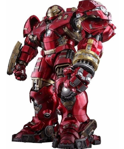 hot toys hulkbuster 2.0 deluxe age of ultron nuevo fpx iron