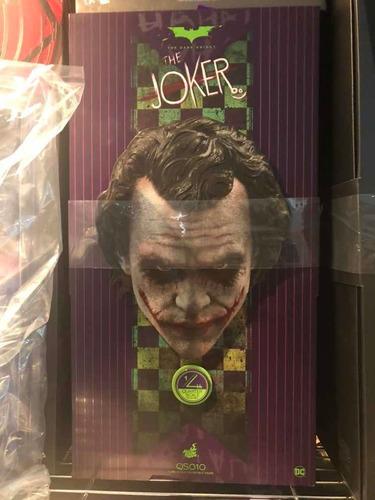 hot toys joker tdk 1/4 quarter scale special envío fpx