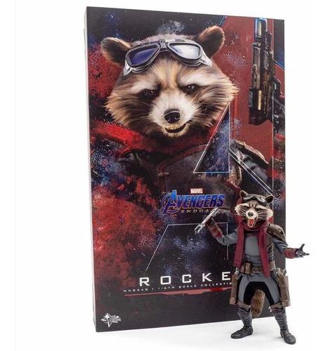 hot toys rocket endgame nuevo envío gratis fpx
