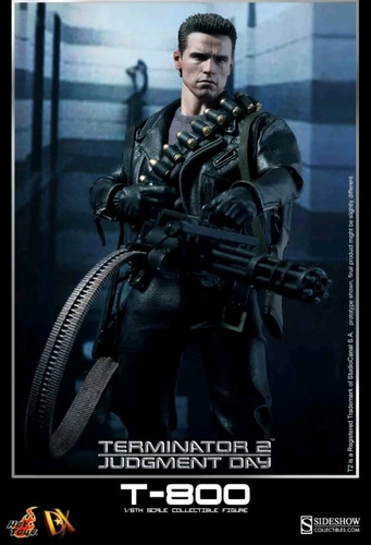 hot toys terminator 2 t800 judgment day dx10