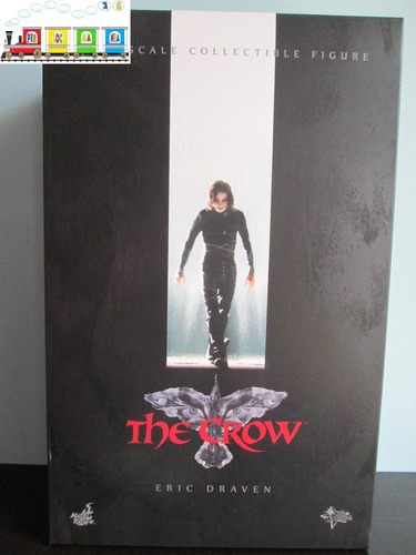 hot toys the crow eric draven mms-210