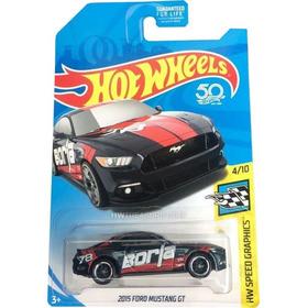 Hot Weels  Ford Mustang Gt Super T Hunts Ruedas Goma