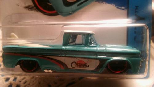 hot wheel custom 62 chevy