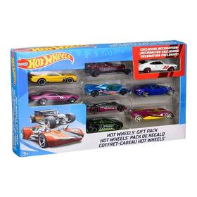 Hot Wheels - 9 Autos (original)