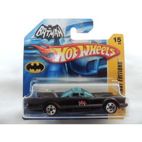 Hot Wheels - Batmóvel - Batmobile First Edition - 2007
