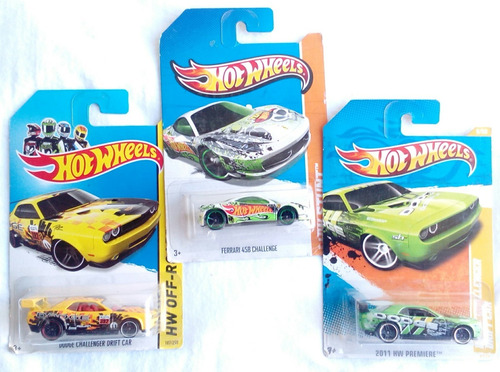 hot wheels 10 de 24