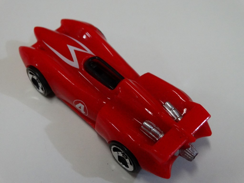 mach 4 speed racer hot wheels 164 loose r 5200