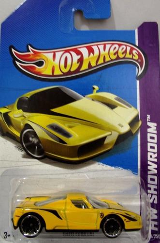 hot wheels 1:64 - enzo ferrari, 2013