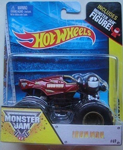hot wheels 164 scale 2014 lanzamiento 69 iron man con monstr