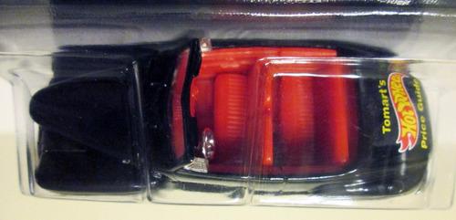 hot wheels 1946 ford convertible ruedas de goma escala 1/64