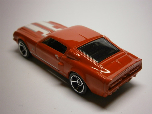 hot wheels 1968 shelby gt-500