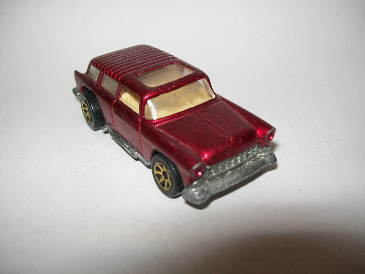 Hot Wheels 1969 Chevy Nomad ´55 - $ 90.00 en Mercado Libre