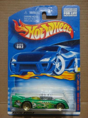 hot wheels 2001 double vision num 82