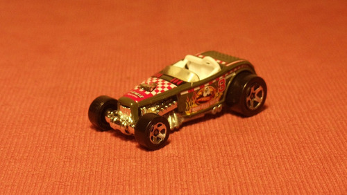 hot wheels 2003: ford deuce roadster 1932, hot rod