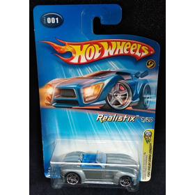 Hot Wheels 2005 First Edition 001 Ford Shelby Cobra Argentvs