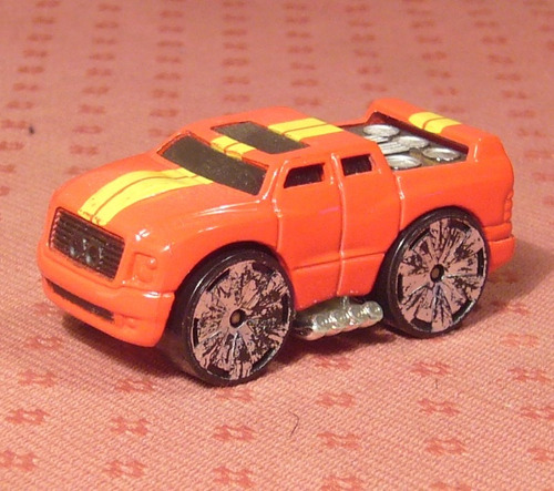hot wheels 2005: quadra-sound (blings)