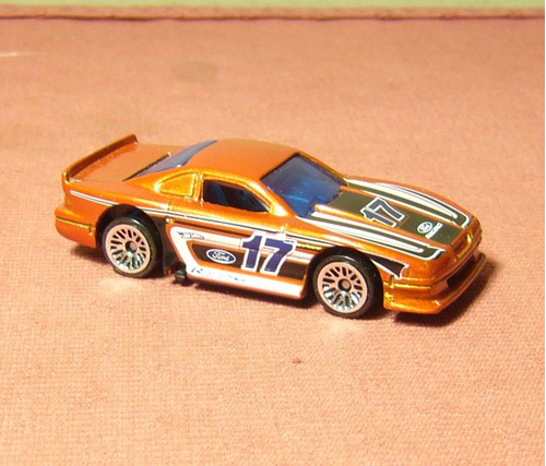 hot wheels 2008: ford mustang cabra 1997