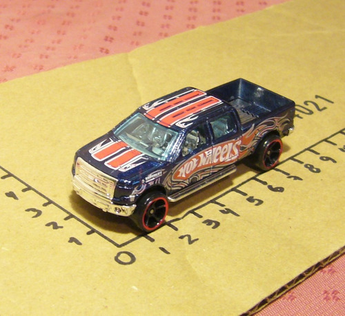 hot wheels 2009: ford f150 2009